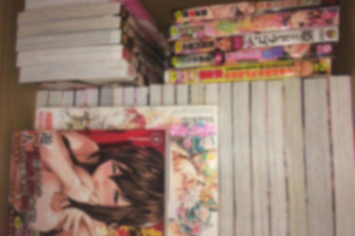 「東京」のお客様より、成人コミック33点買取させて頂きました。