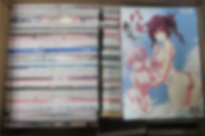「長野」のお客様より、同人誌・アダルトDVD736点買取させて頂きました