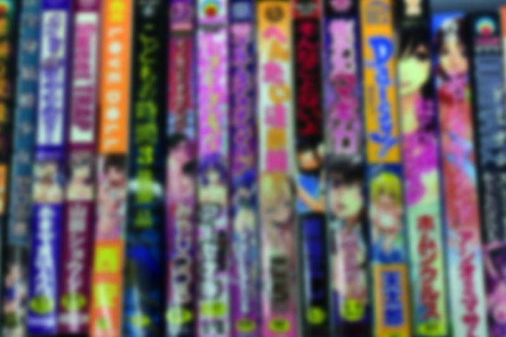 「神奈川」のお客様より、成人コミック23点買取させて頂きました