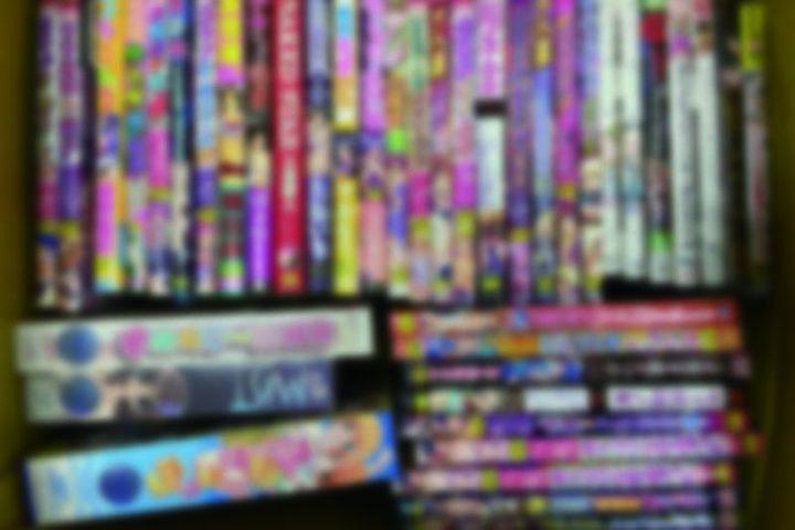 「熊本」のお客様より、アダルトDVD・同人誌・成人コミック184点買取させて頂きました