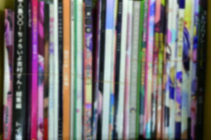 「千葉」のお客様より、成人コミック・同人誌59点買取させて頂きました